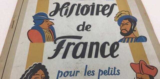 『フランスの物語』のフランス語の絵本をご紹介